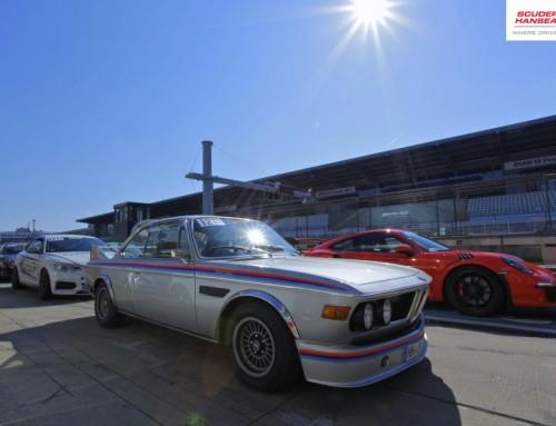 Sportfahrerlehrgang Nürburgring 24. bis 27 September 2017