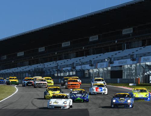 Küke 2021: Drei Porsche in drei Klassen beim 24h-Classic Rennen